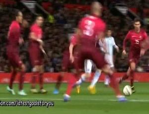 Amigáveis de seleções: Portugal 1 - 0 Argentina (2014)