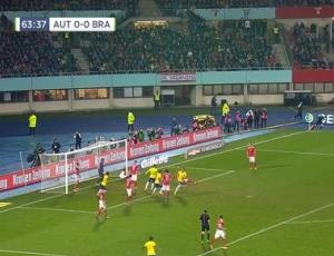 Amigáveis de seleções: Áustria 1 - 2 Brasil (2014)