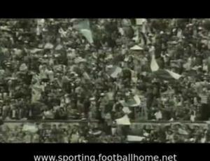 Taça de Portugal: Sporting 4 - 0 Sp. Braga (1981-1982)