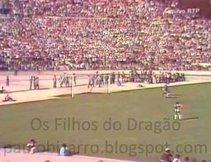 Taça de Portugal: Benfica 3 - 1 FC Porto (1980-1981)