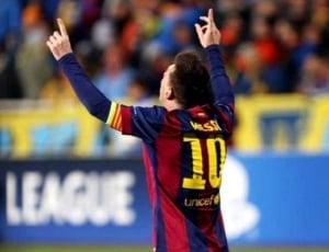 Liga Campeões: Apoel 0 - 4 Barcelona (2014-2015)