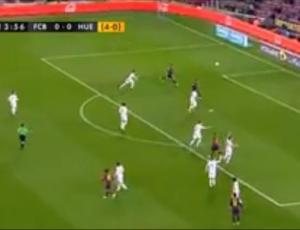 Copa del Rey: Barcelona 8 - 1 SD Huesca (2014-2015)