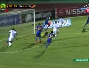 CAN: Cabo Verde 0 - 0 Rep. Congo (2015)