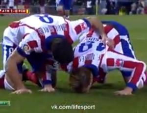 Copa del Rey: Atlético Madrid 2 - 3 Barcelona (2014-2015)