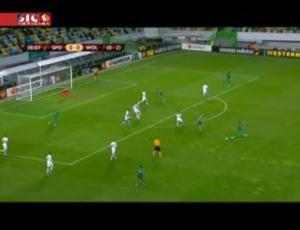 Liga Europa: Sporting 0 - 0 VfL Wolfsburg (2014-2015)