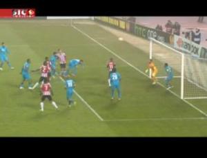 Liga Europa: Zenit 3 - 0 PSV (2014-2015)