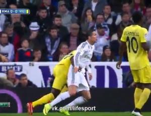 Liga BBVA: Real Madrid 1 - 1 Villarreal (2014-2015)