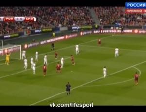 Qualificação Europeu: Portugal 2 - 1 Sérvia (2016)