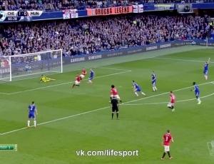 Premier League: Chelsea 1 - 0 Man Utd (2014-2015)