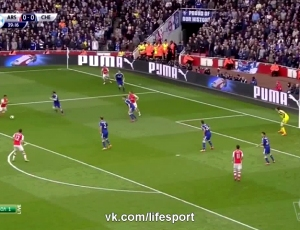 Premier League: Arsenal 0 - 0 Chelsea (2014-2015)