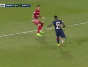 Ligue 1: Dijon 1 - 3 PSG (2016-2017)