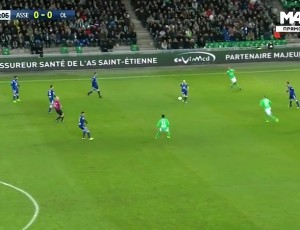 Ligue 1: Saint-Étienne 2 - 0 Lyon (2016-2017)
