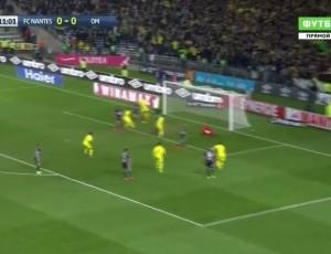 Ligue 1: Nantes 3 - 2 Marseille (2016-2017)