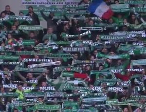 Ligue 1: Saint-Étienne 4 - 0 Lorient (2016-2017)