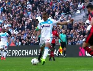 Ligue 1: Marseille 2 - 0 Rennes (2016-2017)