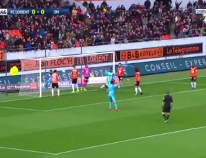 Ligue 1: Lorient 1 - 4 Marseille (2016-2017)