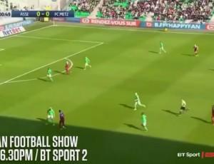 Ligue 1: Saint-Étienne 2 - 2 Metz (2016-2017)