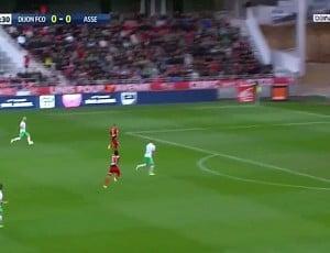 Ligue 1: Dijon 0 - 1 Saint-Étienne (2016-2017)