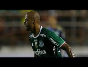 Paulista: Palmeiras 2 - 0 Mirassol (2017)
