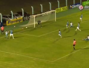 Gaúcho: Novo Hamburgo 1 - 1 Grêmio (2017)
