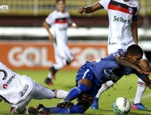 Primeira Liga: Joinville 0 - 0 Cruzeiro (2017)