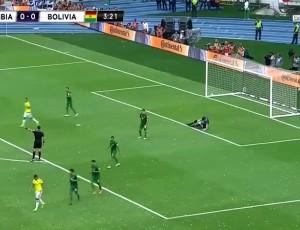 Qualificação Mundial América do Sul: Colômbia 1 - 0 Bolívia (2018)
