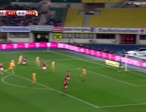 Qualificação Mundial Europa: Áustria 2 - 0 Moldávia (2018)