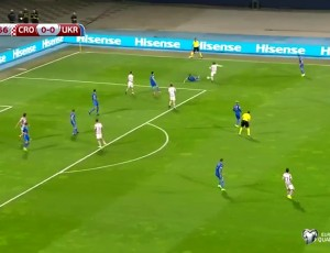 Qualificação Mundial Europa: Croácia 1 - 0 Ucrânia (2018)
