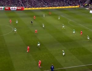 Qualificação Mundial Europa: Rep. Irlanda 0 - 0 País de Gales (2018)
