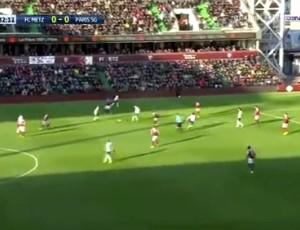 Ligue 1: Metz 2 - 3 PSG (2016-2017)