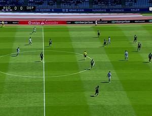 La Liga: Real Sociedad 1 - 0 Deportivo (2016-2017)
