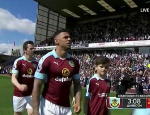 Premier League: Burnley 0 - 2 Man Utd (2016-2017)