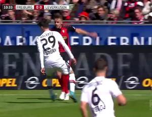 Bundesliga: SC Freiburg 2 - 1 Leverkusen (2016-2017)