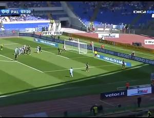 Serie A: Lazio 6 - 2 Palermo (2016-2017)
