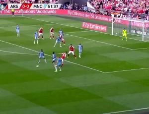 FA Cup: Arsenal 2 - 1 a.p Man City (2016-2017)