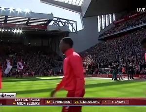 Premier League: Liverpool 1 - 2 Crystal Palace (2016-2017)