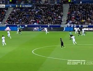 Ligue 1: Lyon 1 - 2 Monaco (2016-2017)