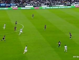 Serie A: Juventus 4 - 0 Genoa (2016-2017)