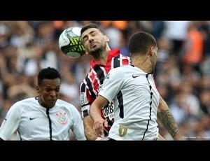 Paulista: Corinthians 1 - 1 São Paulo (2017)
