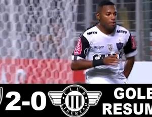 Copa Libertadores: Atlético-MG 2 - 0 Libertad (2017)