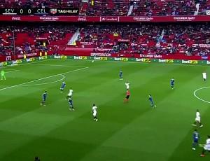 La Liga: Sevilla 2 - 1 Celta de Vigo (2016-2017)