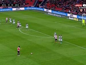 La Liga: Athletic Bilbao 2 - 1 Bétis (2016-2017)