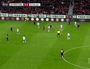 Bundesliga: Leverkusen 1 - 4 Schalke 04 (2016-2017)