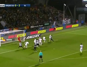 Ligue 1: Angers 1 - 2 Lyon (2016-2017)