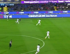 Serie A: Atalanta 2 - 2 Juventus (2016-2017)