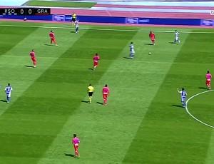 La Liga: Real Sociedad 2 - 1 Granada CF (2016-2017)