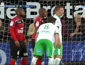 Ligue 1: Guingamp 0 - 2 Saint-Étienne (2016-2017)