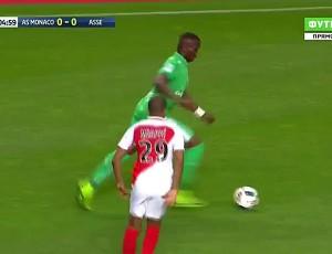 Ligue 1: Monaco 2 - 0 Saint-Étienne (2016-2017)