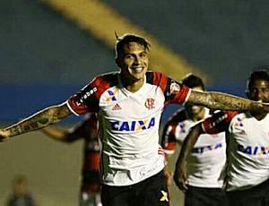 Copa do Brasil: Atlético-GO 1 - 2 Flamengo (2017)