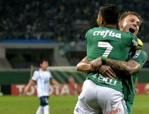 Copa Libertadores: Palmeiras 3 - 1 Atlético Tucumán (2017)